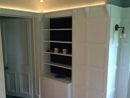 Carpentry in Plymouth, Devon and Cornwall and home improvements.