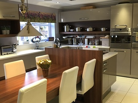 Kitchen fitting in Plymouth, Devon and Cornwall and home improvements.